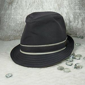 Goorin Bros. Rainproof Grey Fedora Hat